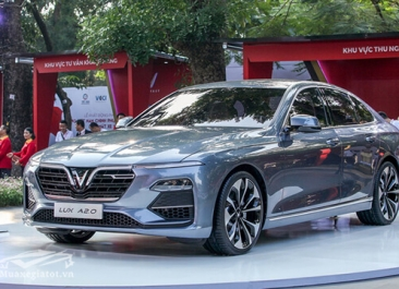 Vinfast Lux A2.0 Sedan – 2020