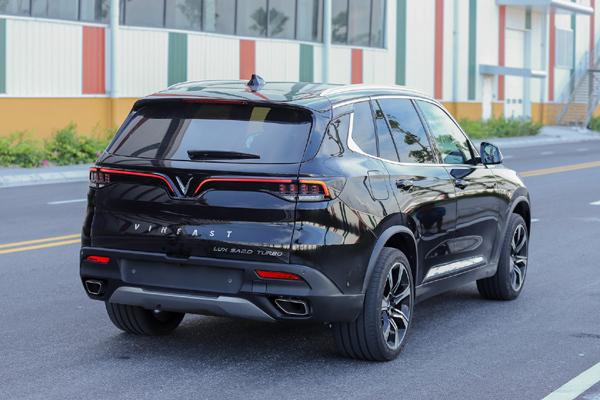 , 5 Điểm gây ấn tượng mạnh mẽ của thế hệ đầu tiên xe Vinfast Lux, Vinfast Mỹ Đình | Đại lý xe ô tô Vinfast chính hãng uy tin tại Hà Nội