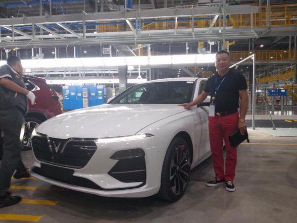 , Những chiếc xe Vinfast Lux đầu tiên đến tay khách hàng tại nhà máy ở Hải Phòng, Vinfast Mỹ Đình | Đại lý xe ô tô Vinfast chính hãng uy tin tại Hà Nội