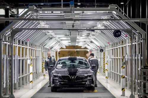 , Bloomberg: VinFast sẽ xuất khẩu ô tô sang Mỹ, Vinfast Mỹ Đình | Đại lý xe ô tô Vinfast chính hãng uy tin tại Hà Nội