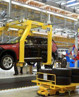 Triển khai giảm 50% lệ phí trước bạ với ôtô sản xuất trong nước