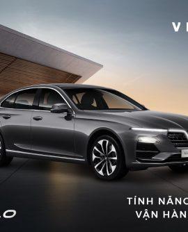 Giá xe VinFast LUX A2.0 và khuyễn mãi tháng 9/2020 mới nhất tại Việt Nam